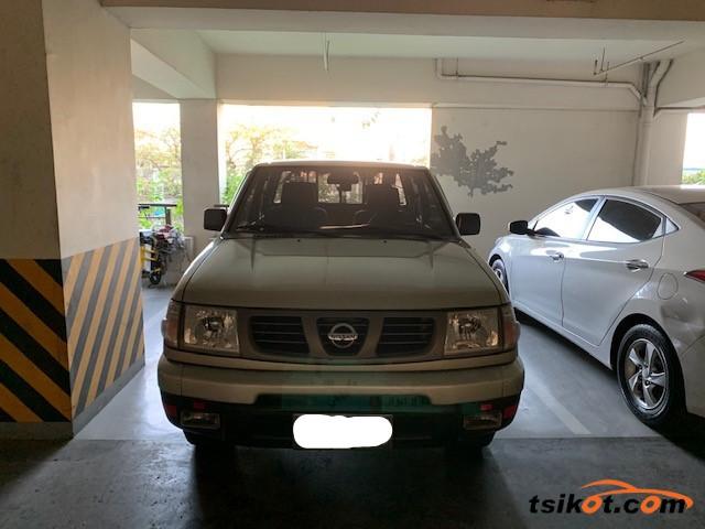 Nissan Frontier 2012 - 1