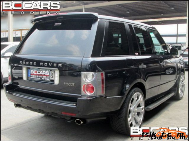 Rover Range Rover 2004 - 6
