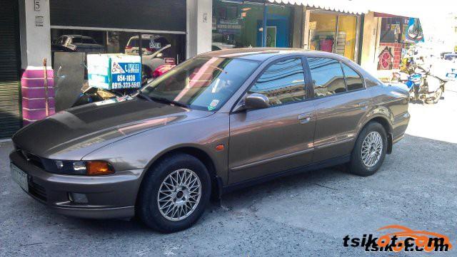 Mitsubishi Galant 1998 - 2