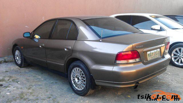 Mitsubishi Galant 1998 - 4
