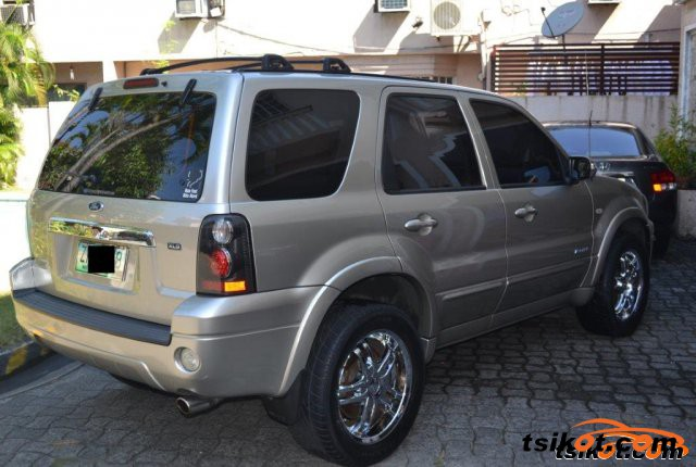 Ford Escape 2008 - 3