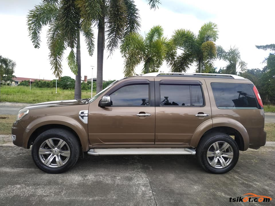 Ford Everest 2010 - 5