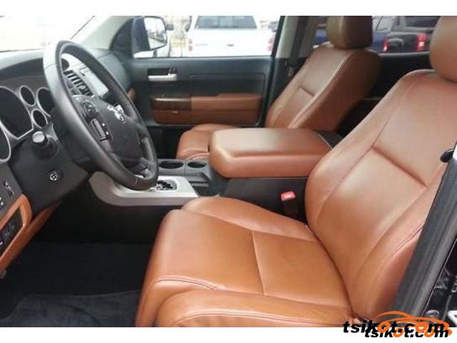Toyota Tundra 2011 - 2