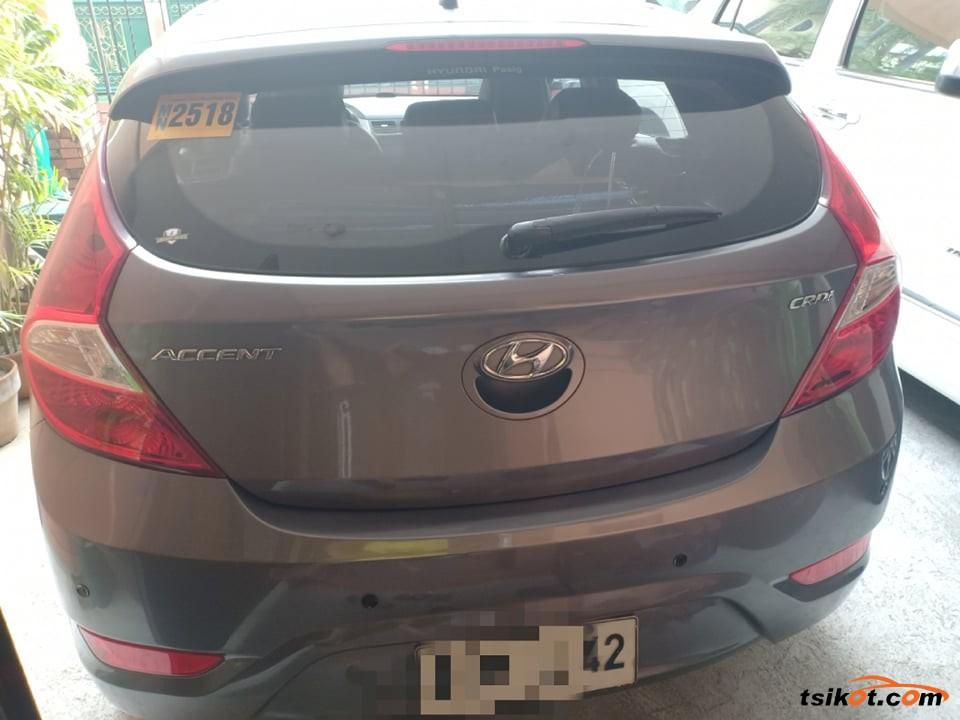 Hyundai Accent 2015 - 2