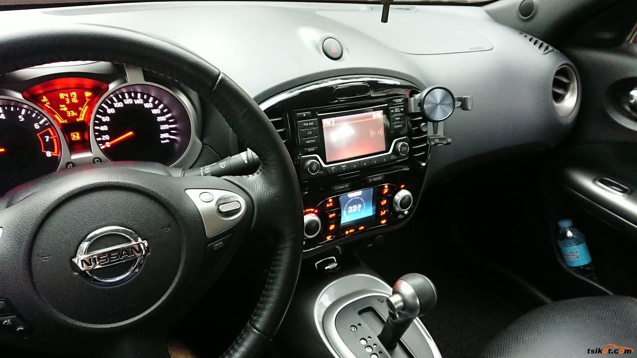 Nissan Juke 2016 - 4