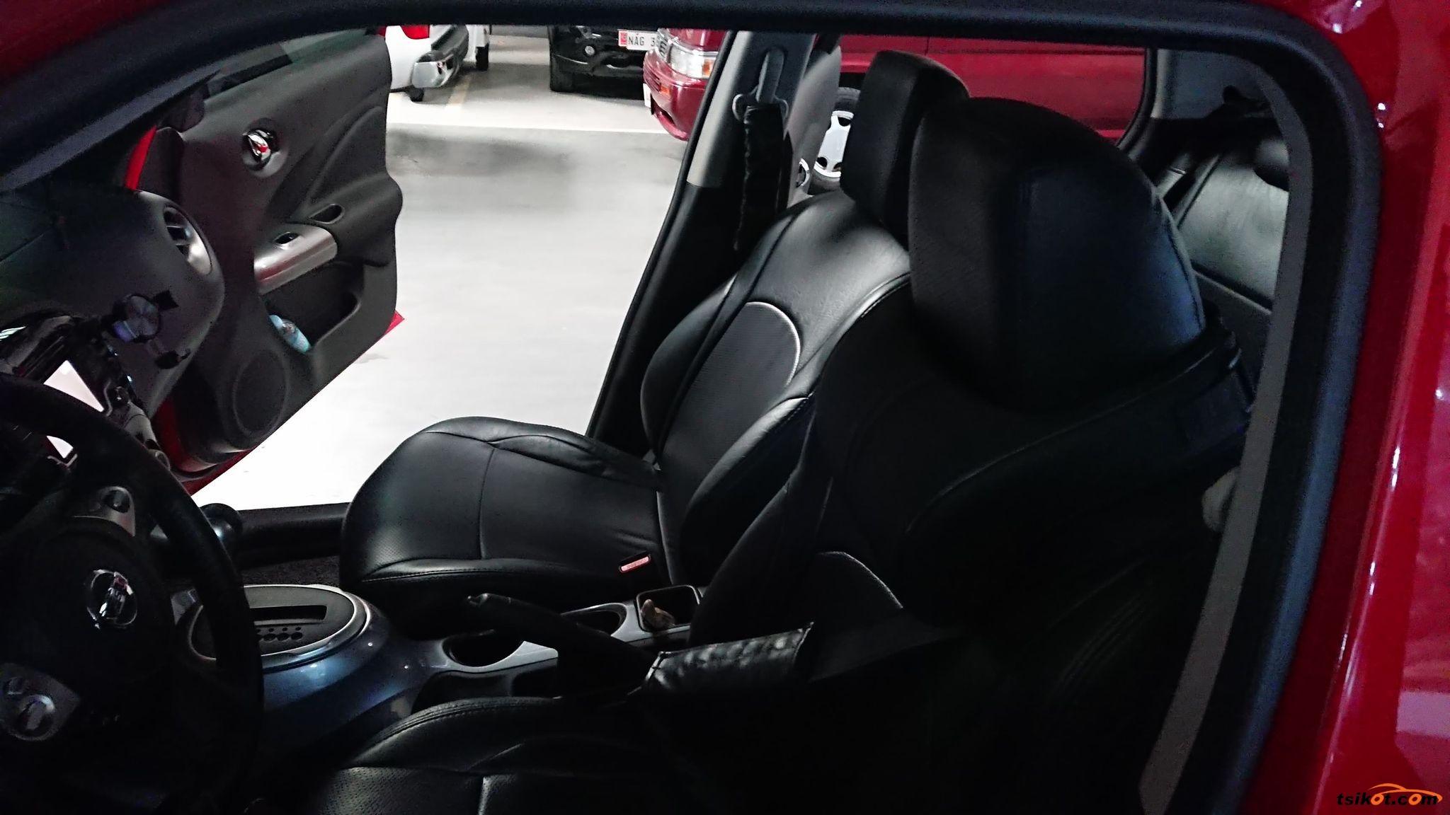 Nissan Juke 2016 - 8