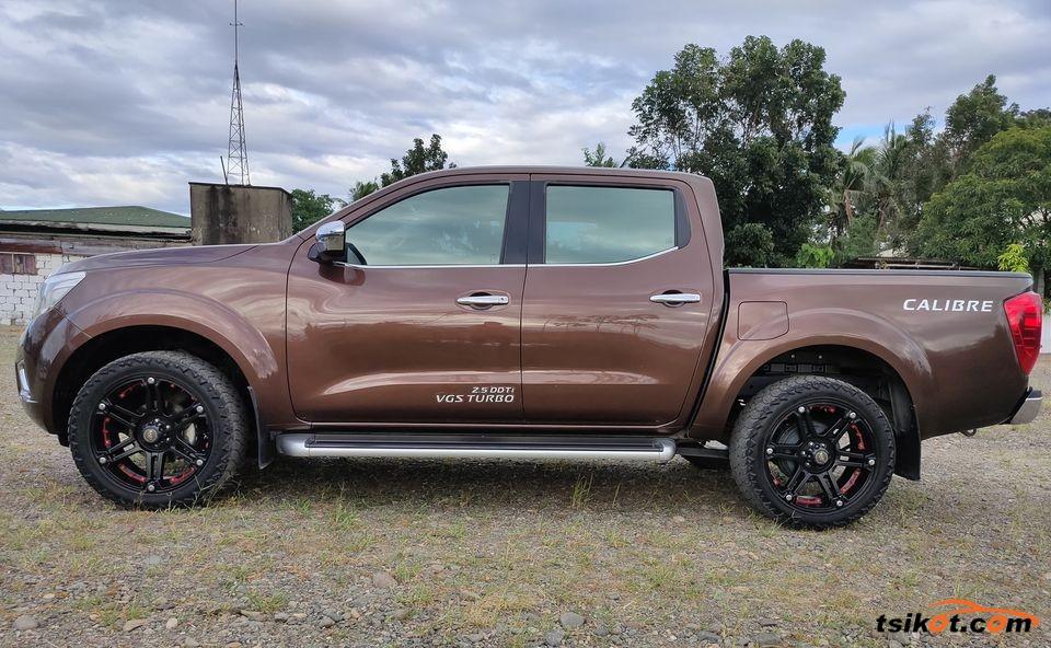 Nissan Navara 2017 - 5