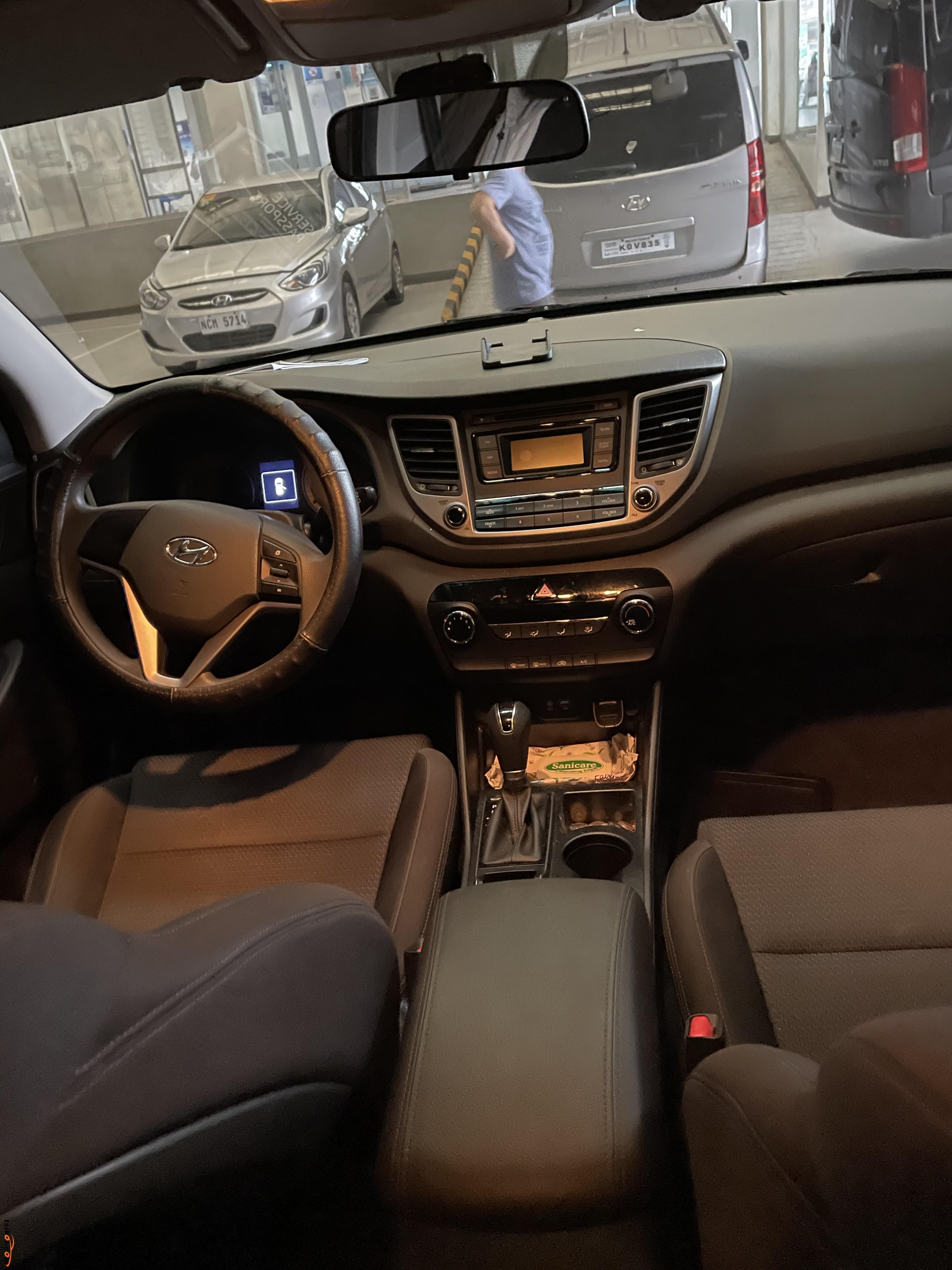 Hyundai Tucson 2016 - 5