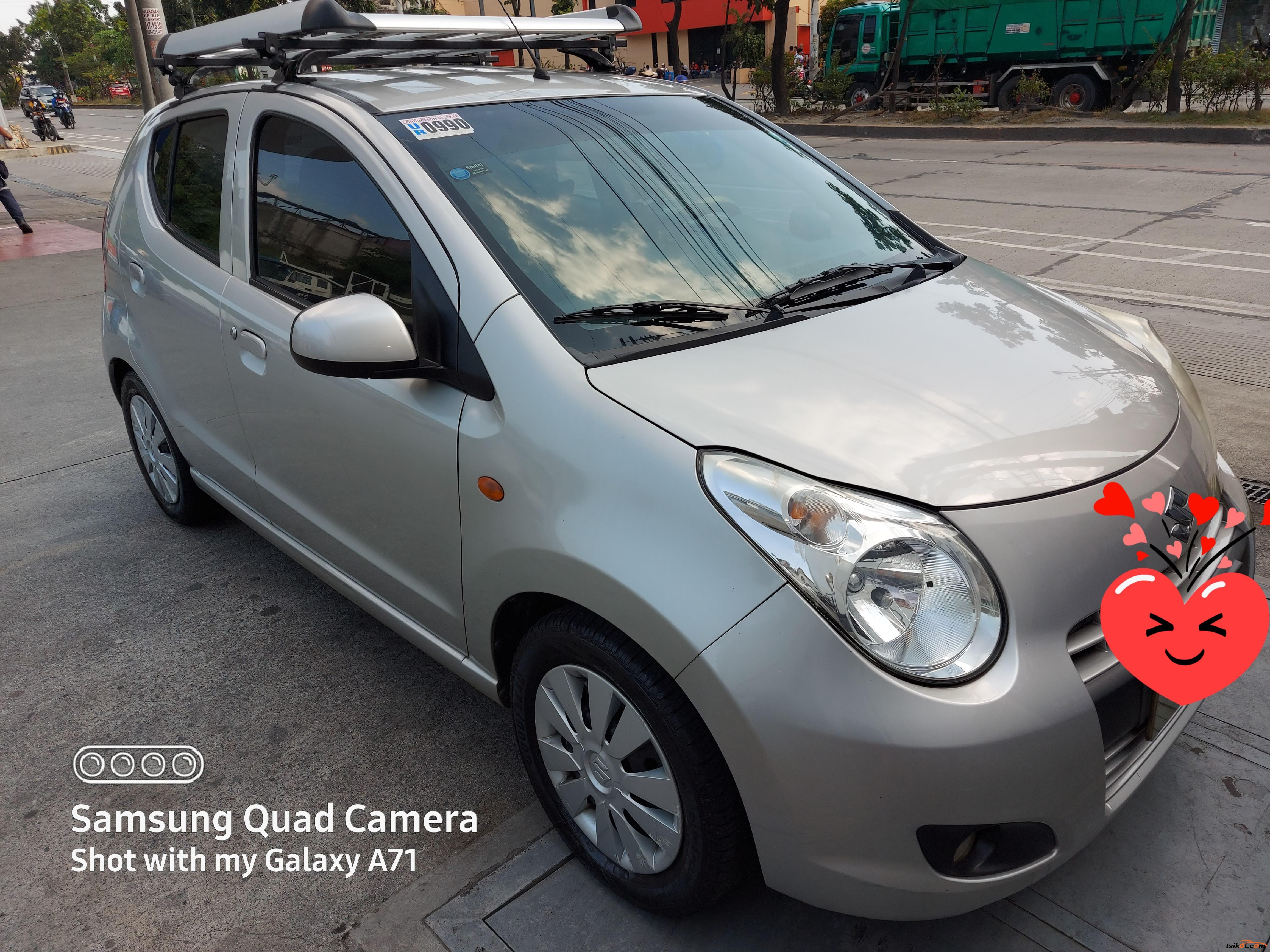 Suzuki Celerio 2013 - 1
