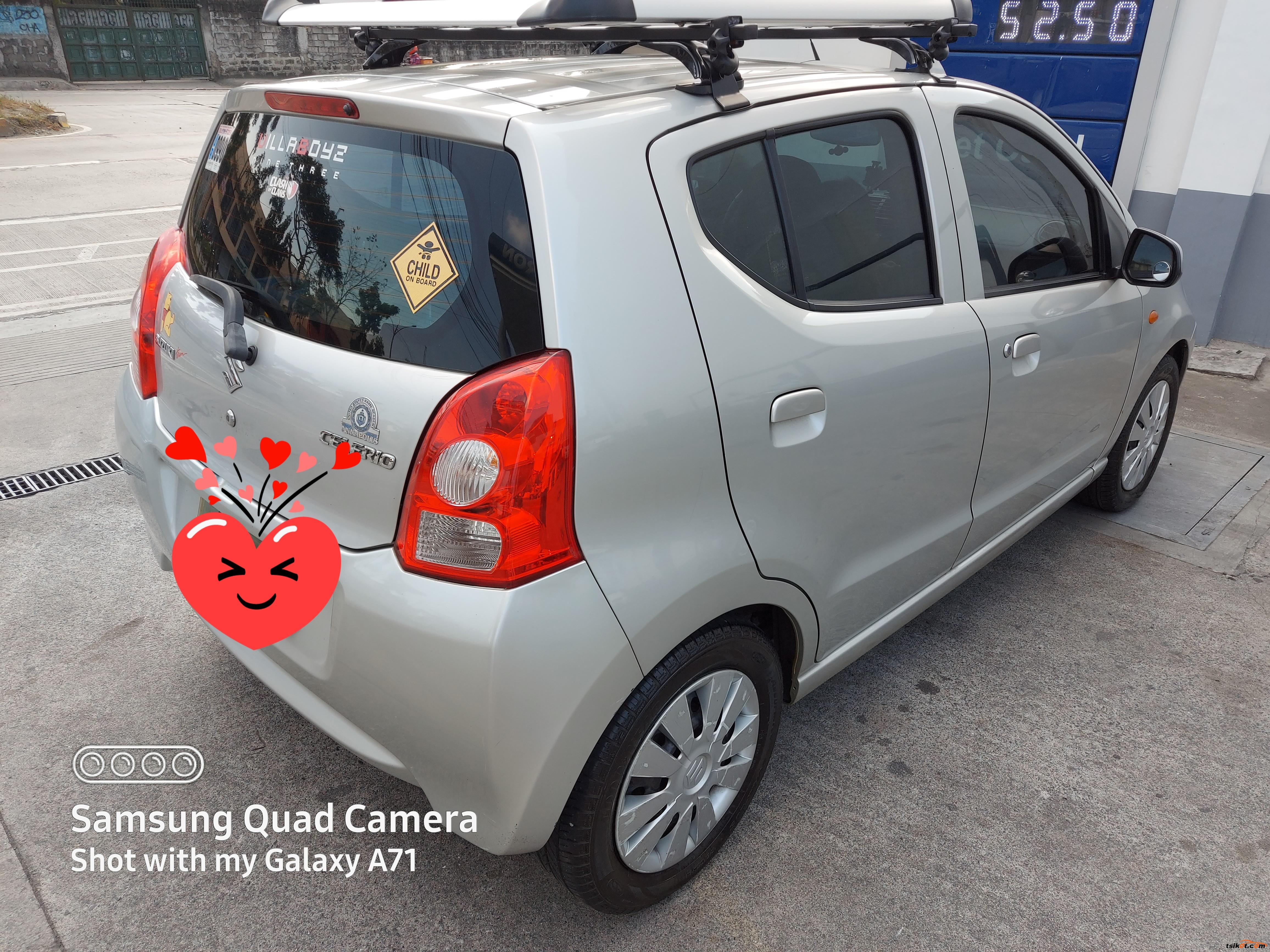 Suzuki Celerio 2013 - 2