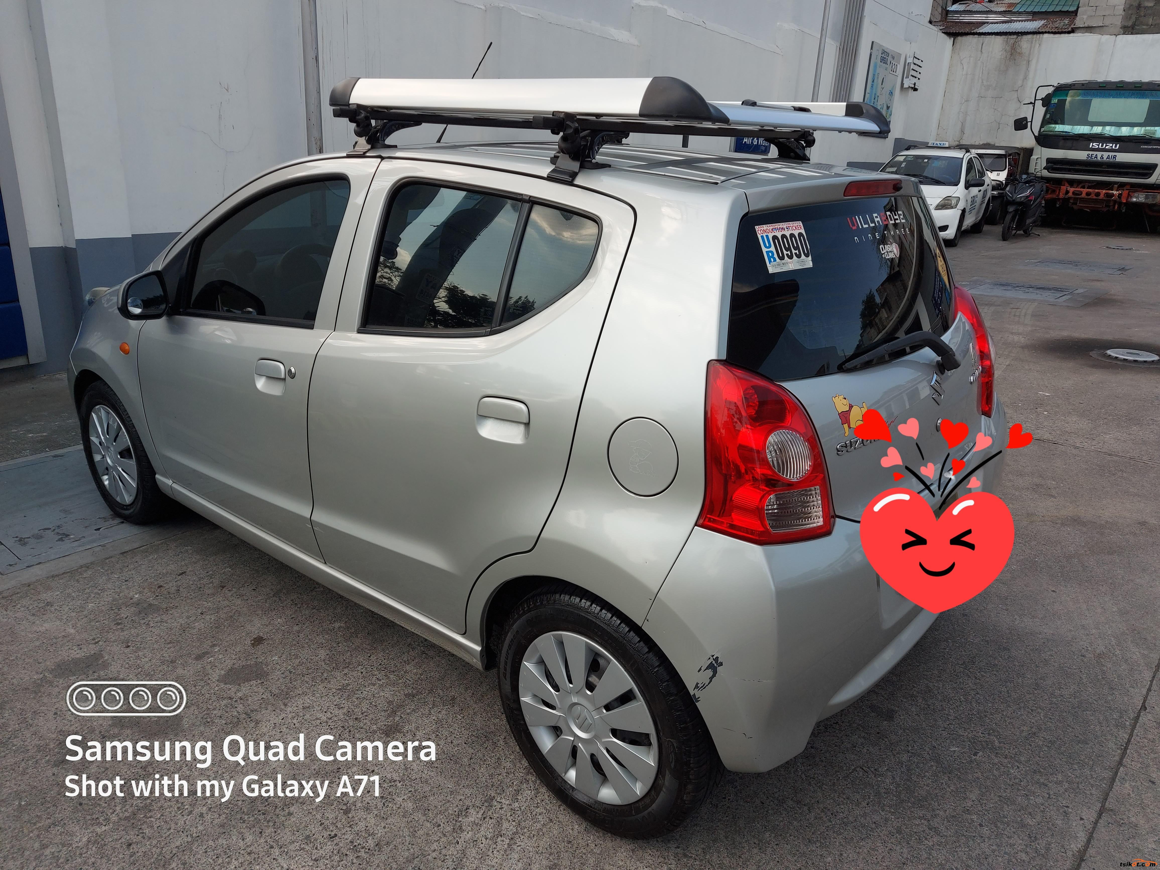 Suzuki Celerio 2013 - 3