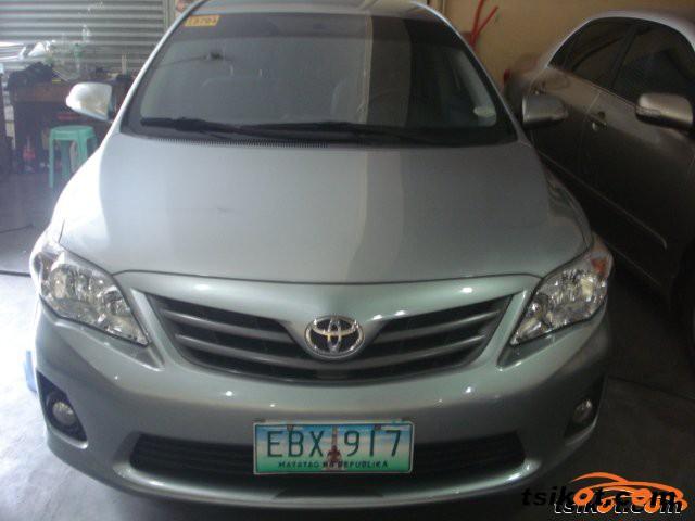 Toyota Corolla 2014 - 2