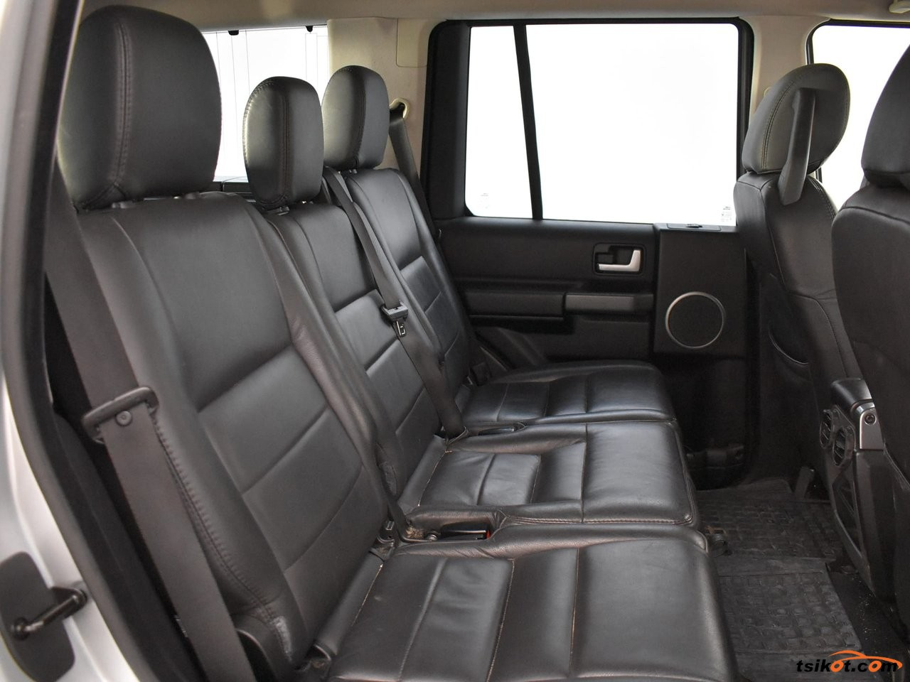 Land Rover Discovery 2004 - 6