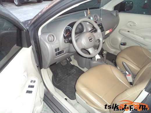 Nissan Almera 2014 - 1