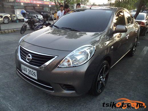 Nissan Almera 2014 - 2