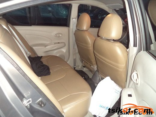 Nissan Almera 2014 - 4