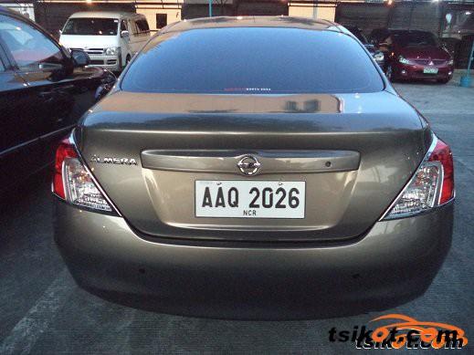 Nissan Almera 2014 - 5