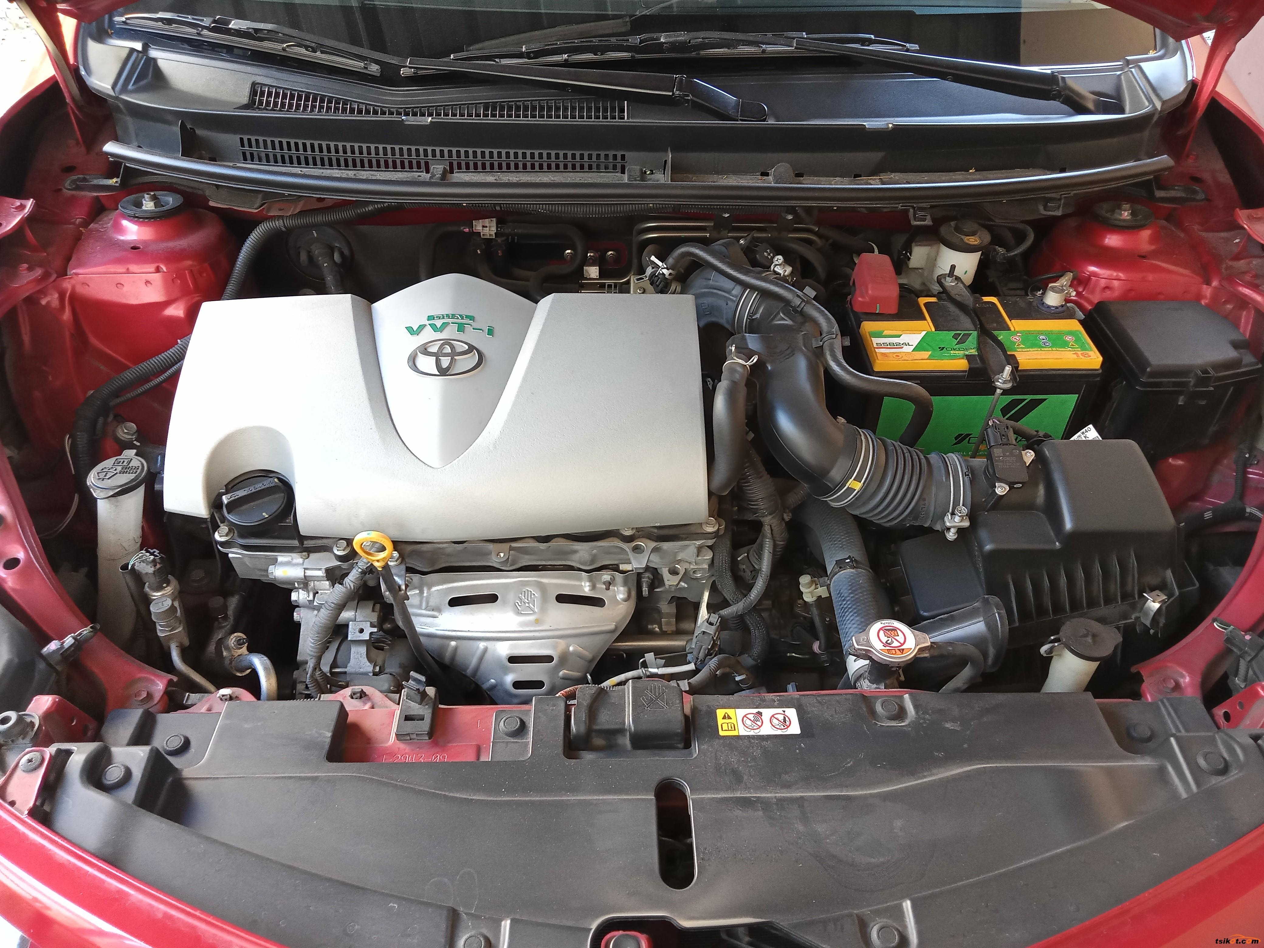 Toyota Vios 2018 - 6