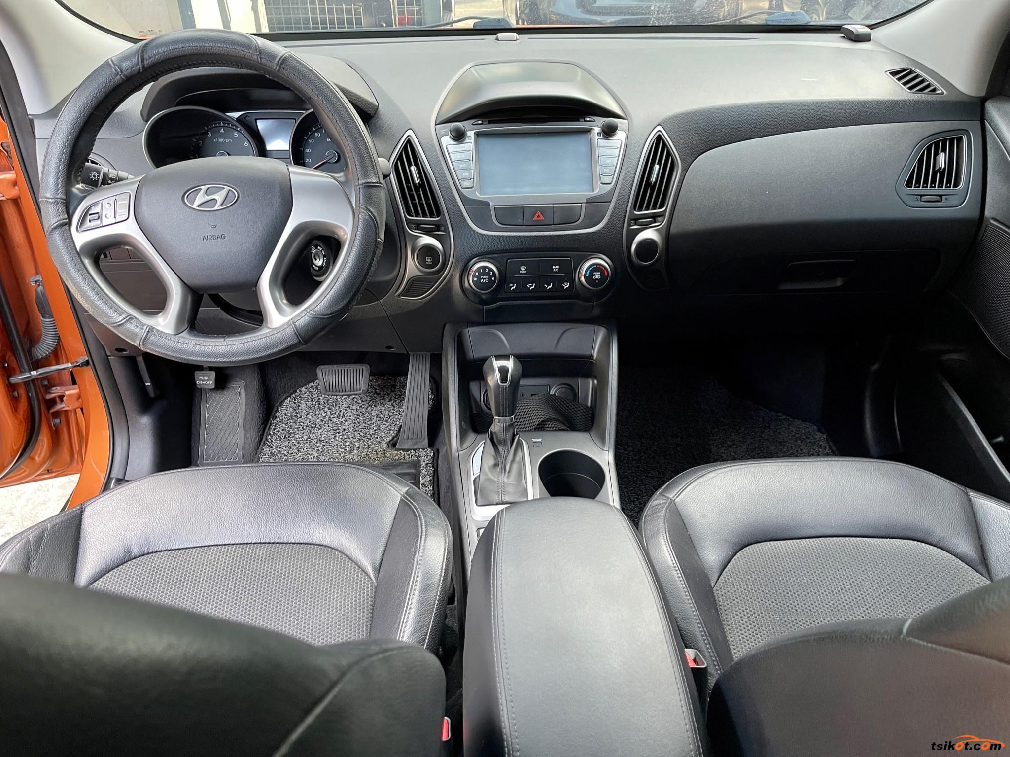 Hyundai Tucson 2015 - 10