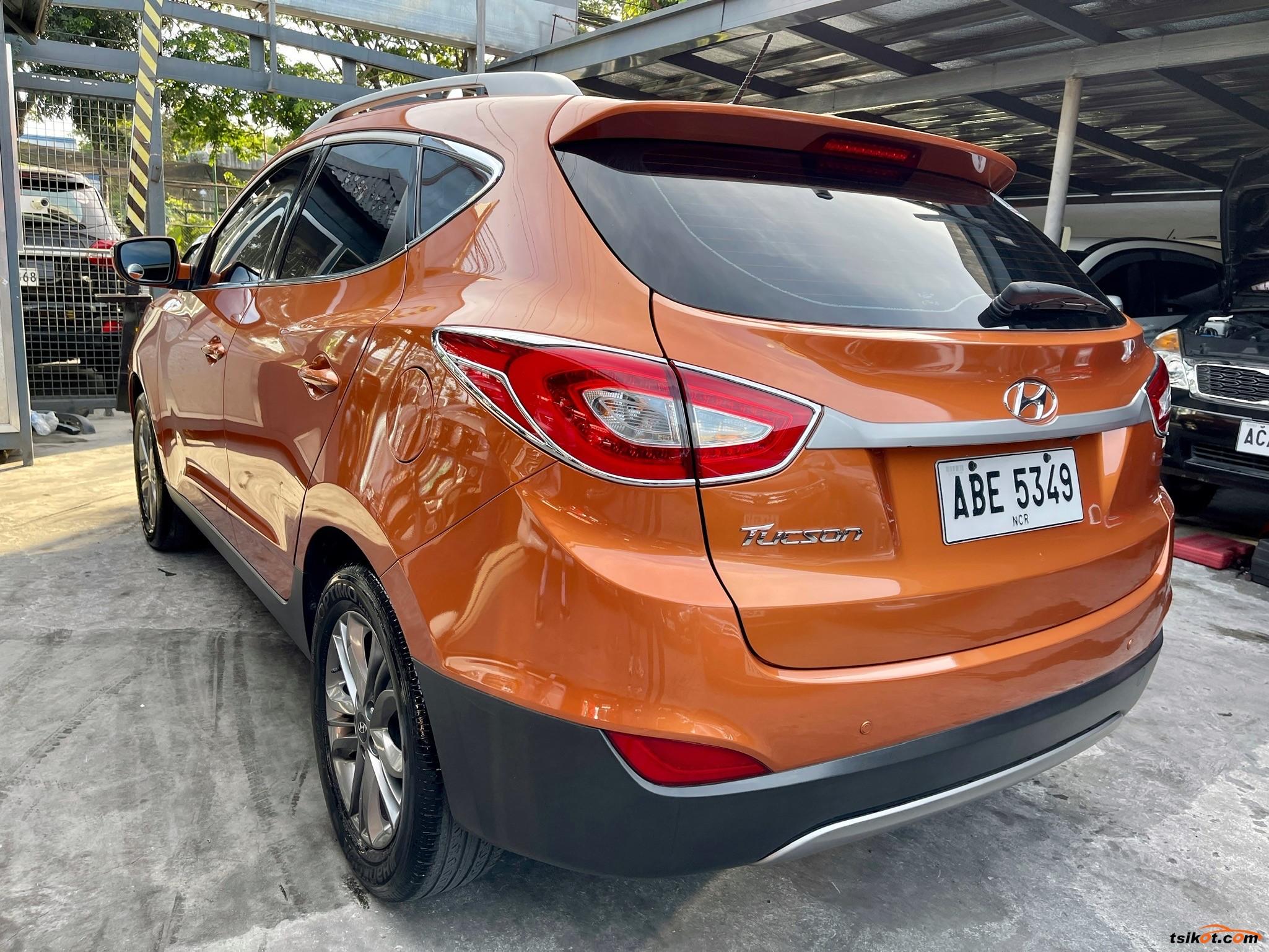 Hyundai Tucson 2015 - 4