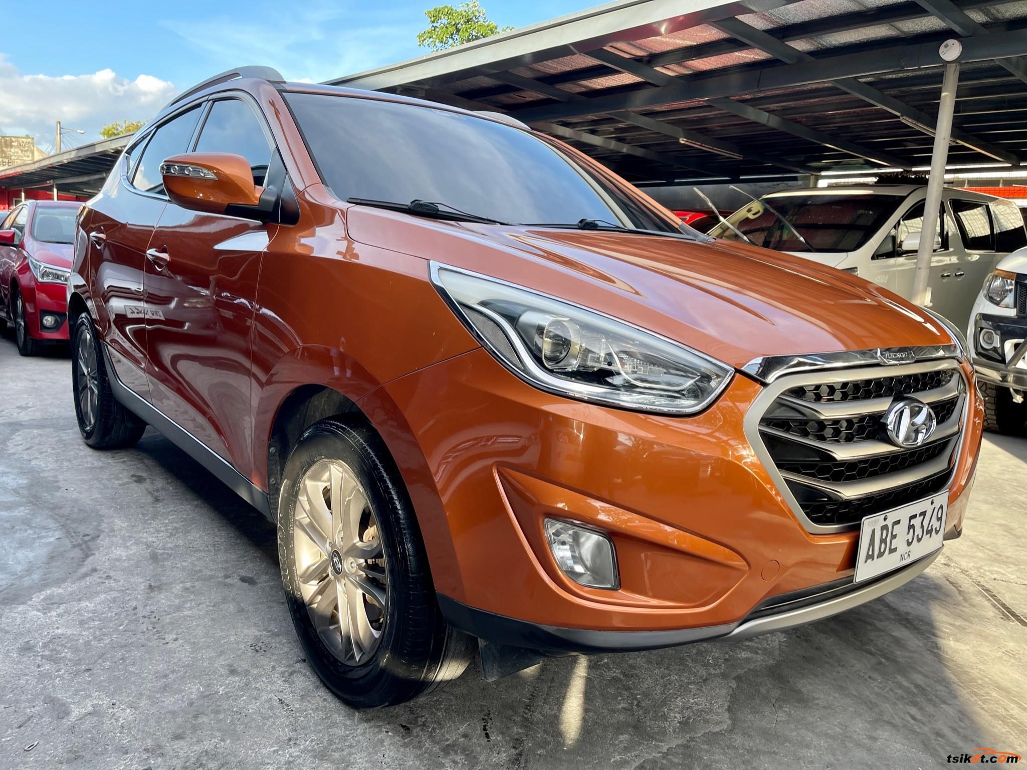 Hyundai Tucson 2015 - 8
