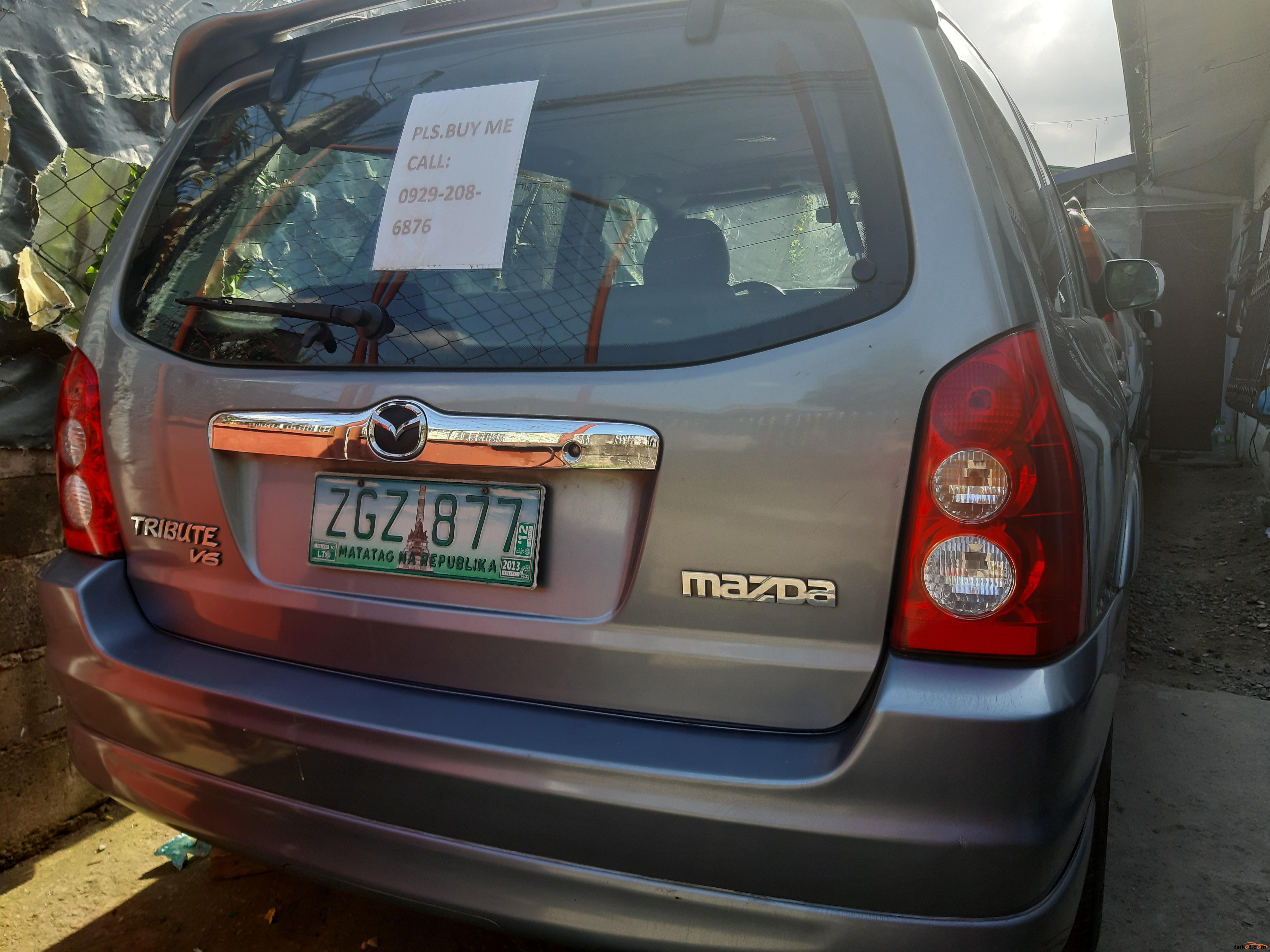 Mazda Tribute 2007 - 3
