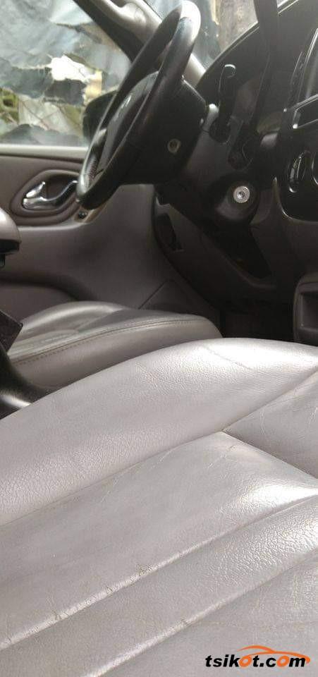 Mazda Tribute 2007 - 8