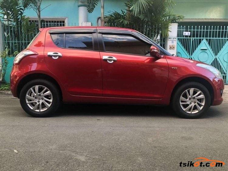 Suzuki Swift 2014 - 3