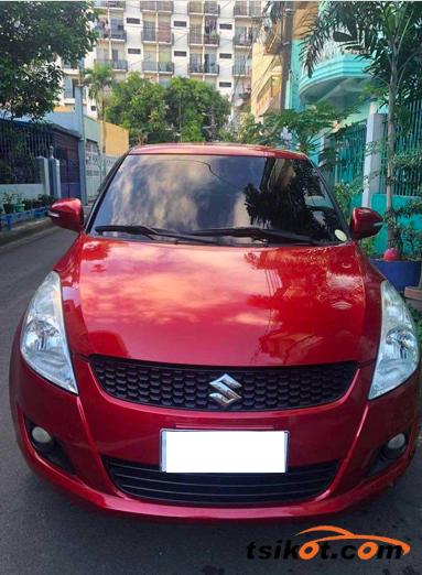 Suzuki Swift 2014 - 8