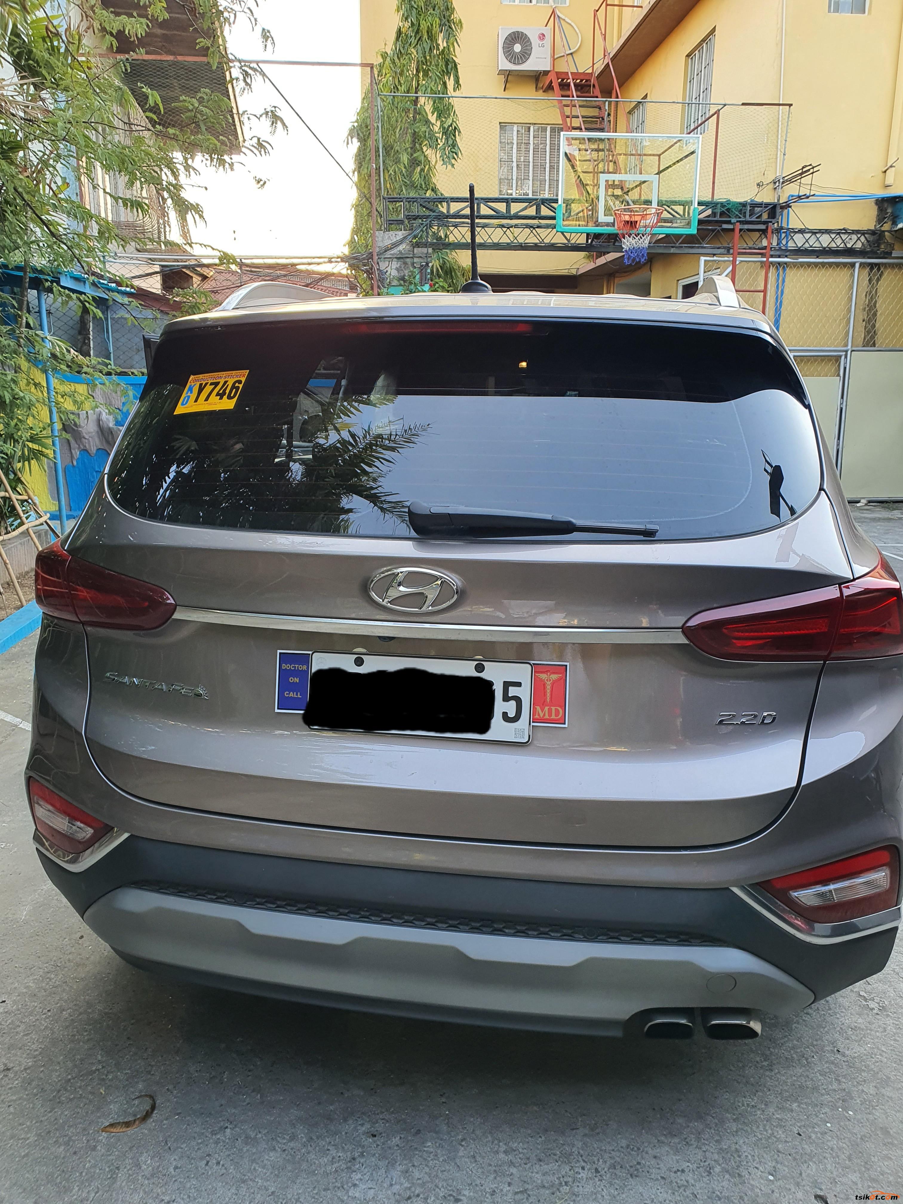 Hyundai Santa Fe 2018 - 3