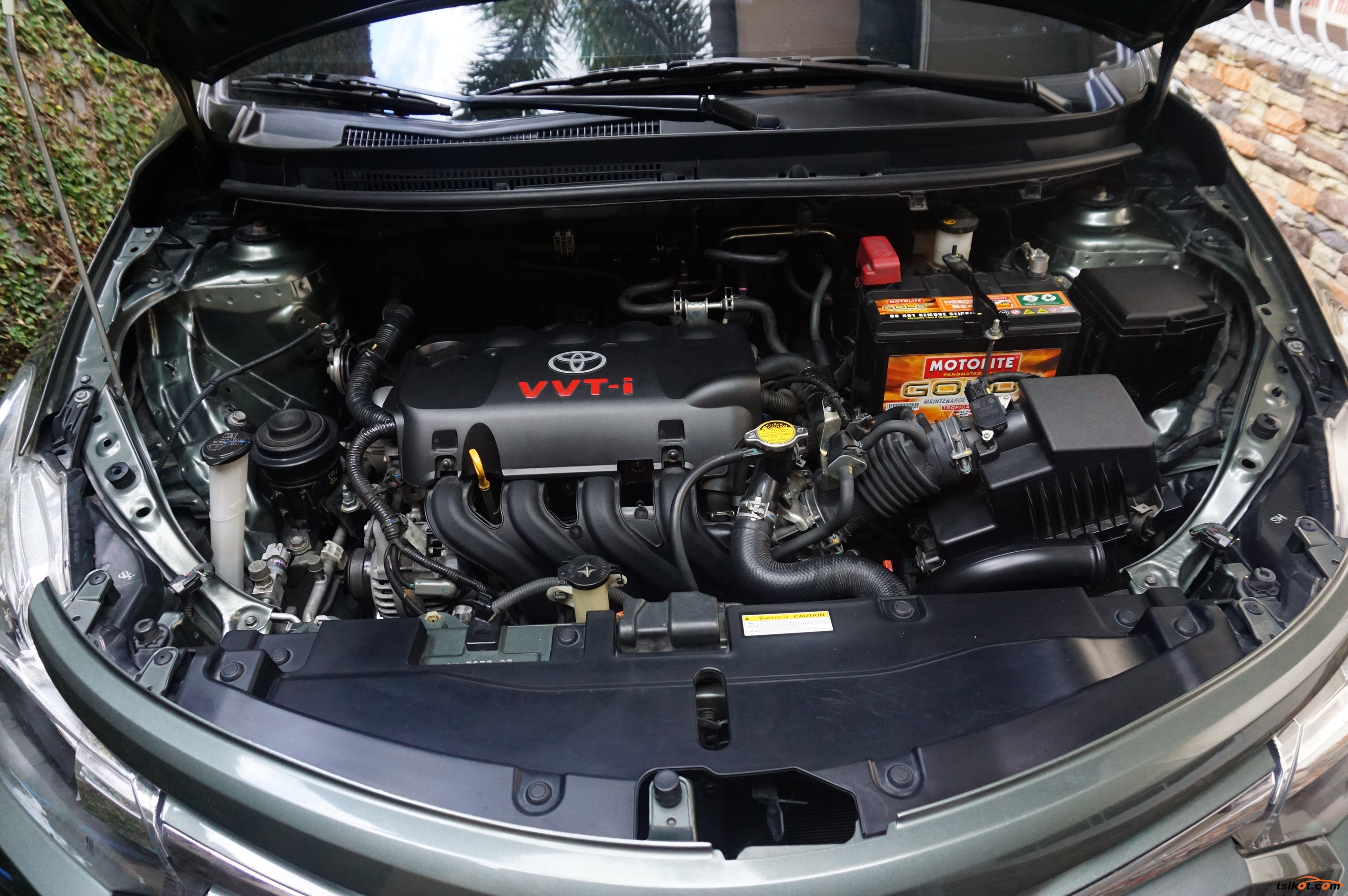 Toyota Vios 2016 - 10