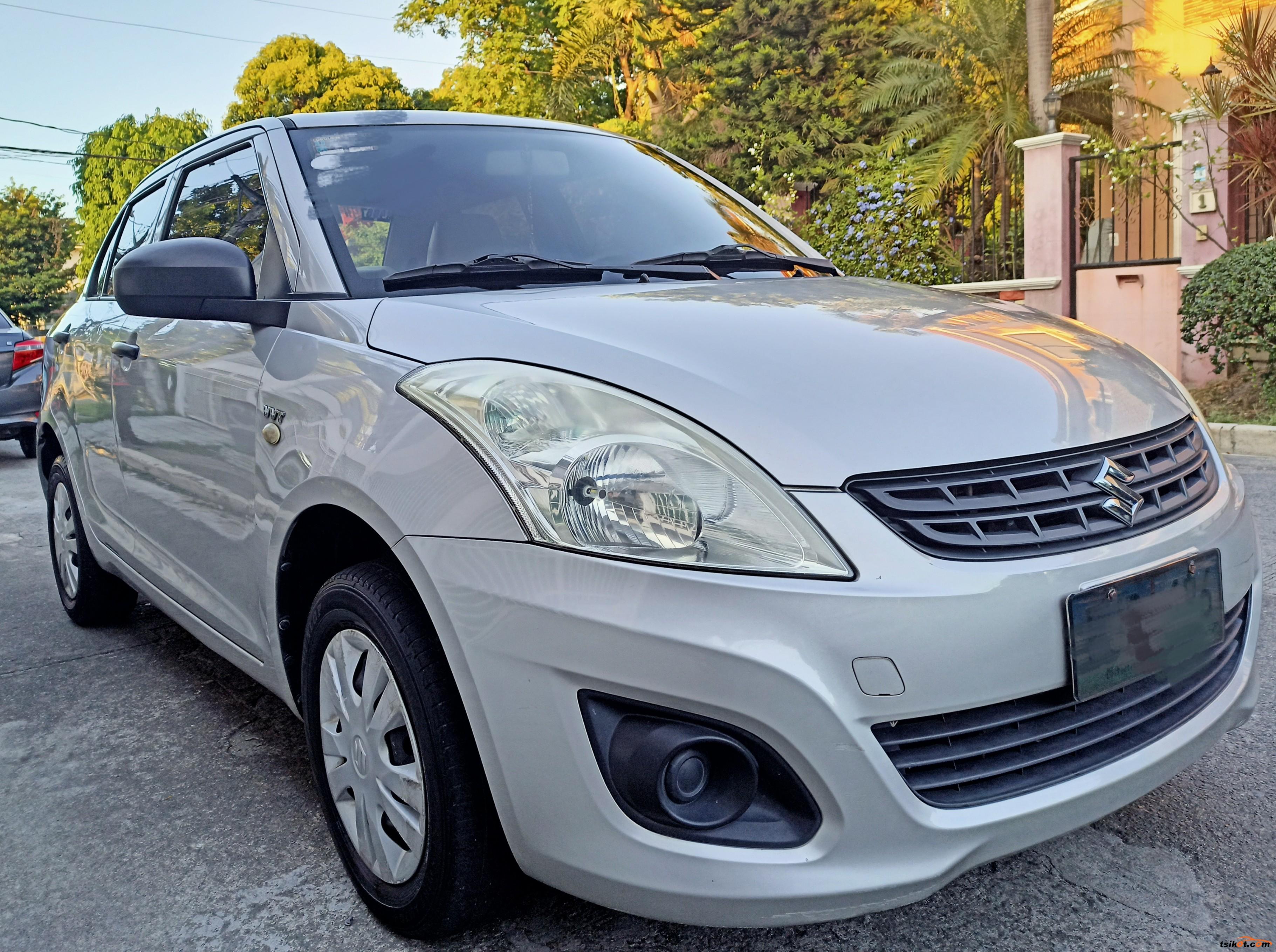 Suzuki Dzire 2013 - 3