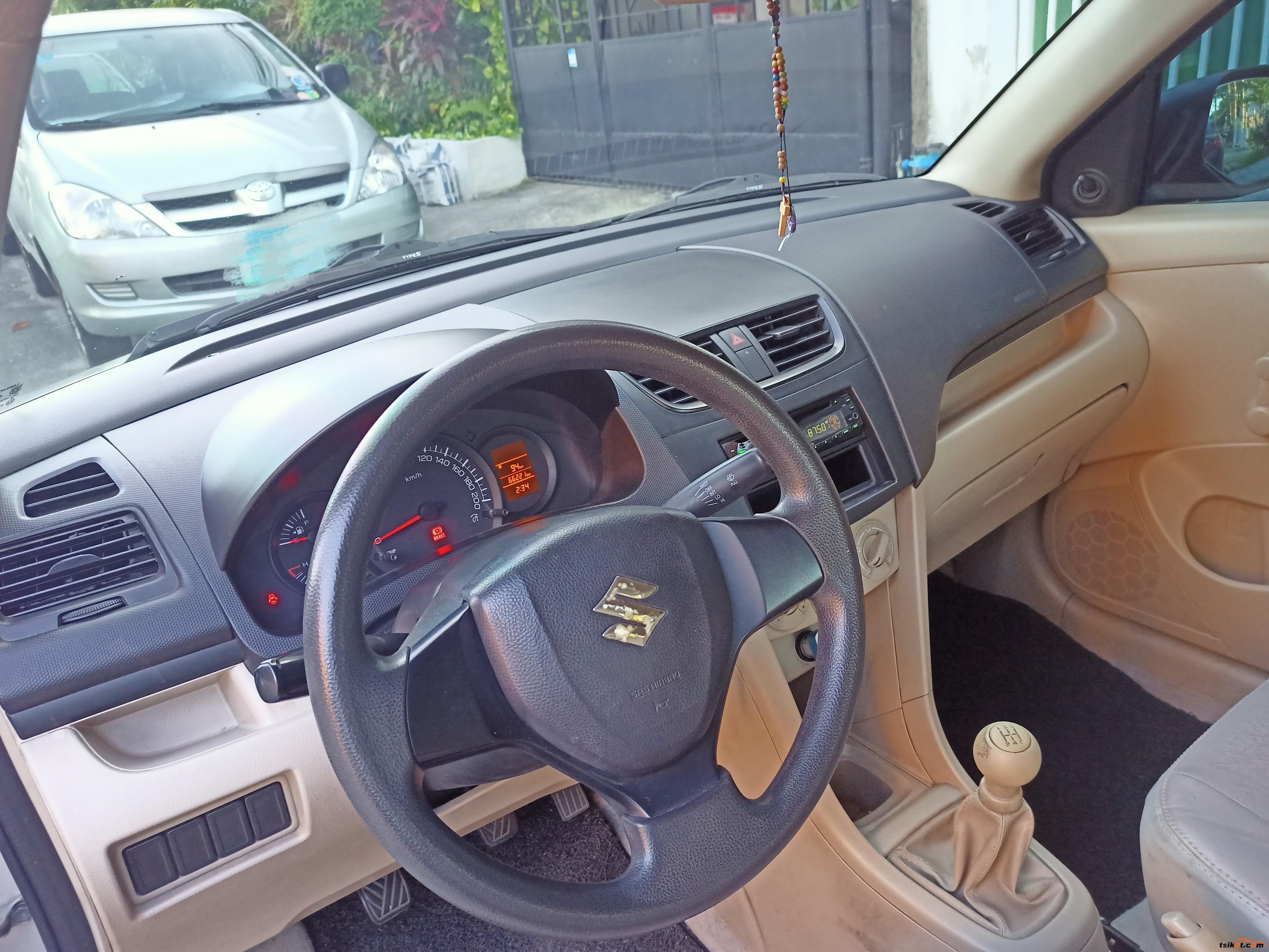 Suzuki Dzire 2013 - 4
