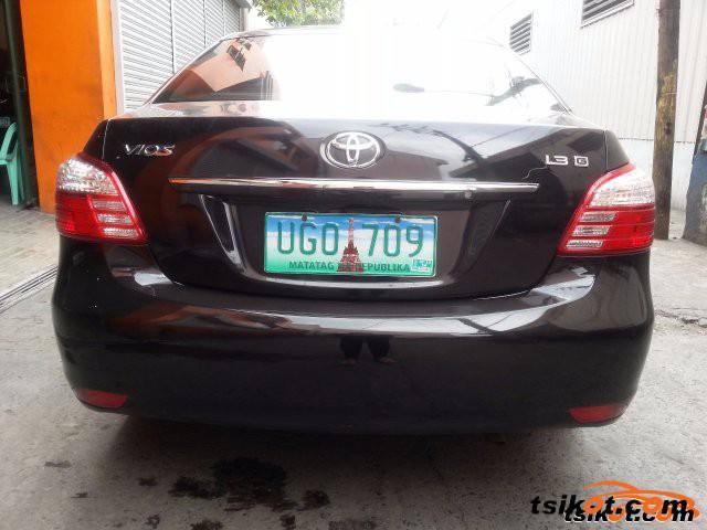 Toyota Vios 2013 - 5