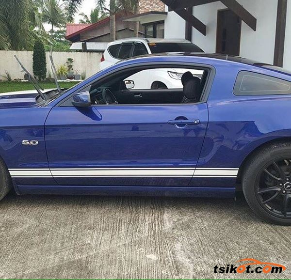 Ford Mustang 2013 - 2
