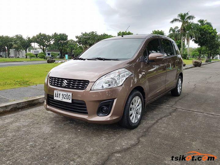 Suzuki Ertiga 2014 - 5