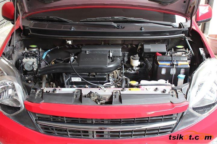 Toyota Wigo 2017 - 8
