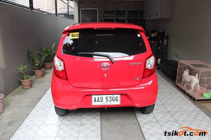 Toyota Wigo 2017 - 9