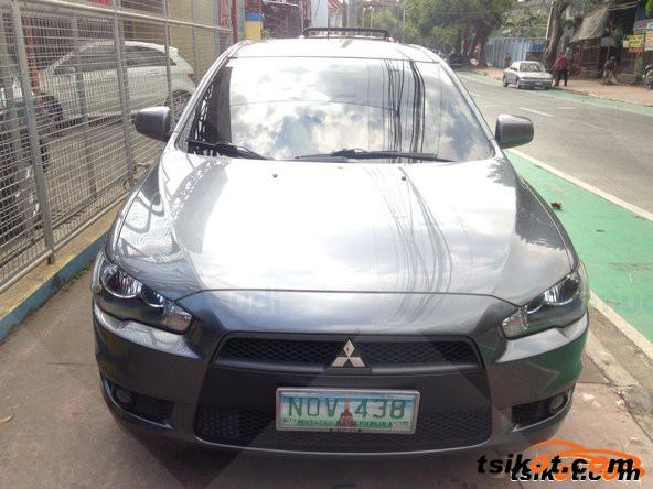 Mitsubishi Lancer 2009 - 3