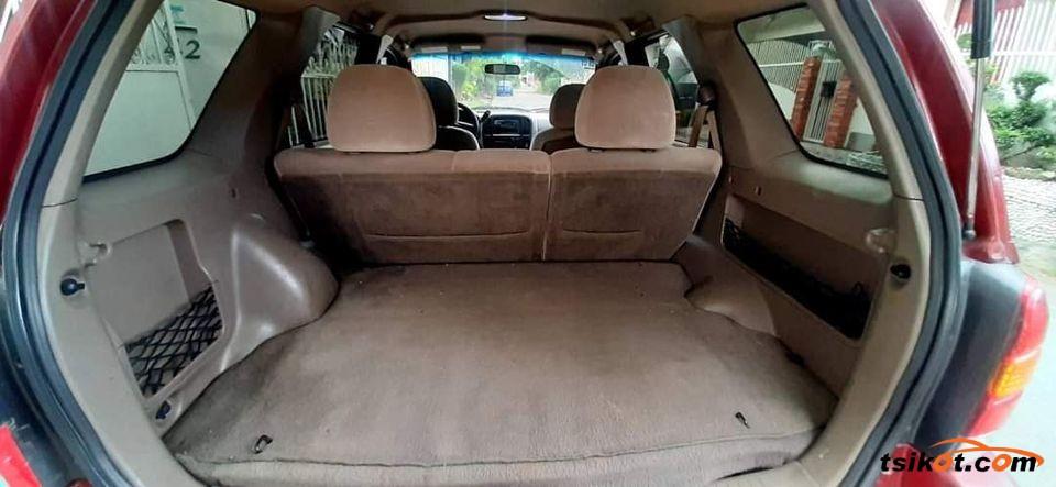 Ford Escape 2003 - 4