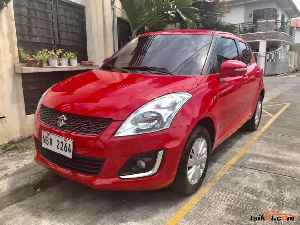 Suzuki Swift 2016 - 1