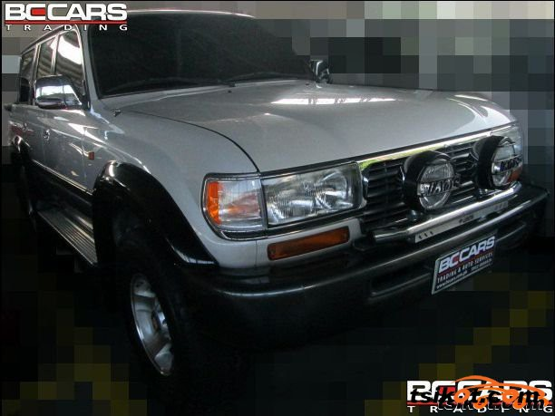 Toyota Land Cruiser 1996 - 6