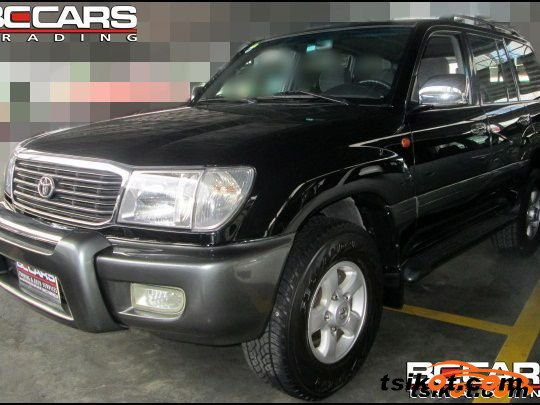 Toyota Land Cruiser 2000 - 1