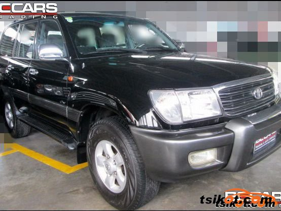 Toyota Land Cruiser 2000 - 5
