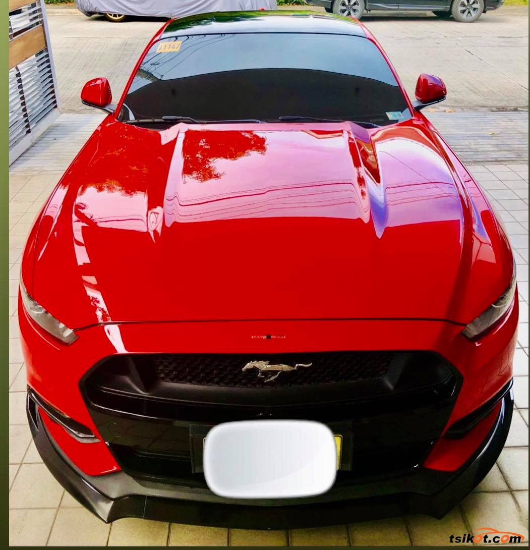 Ford Mustang 2017 - 1