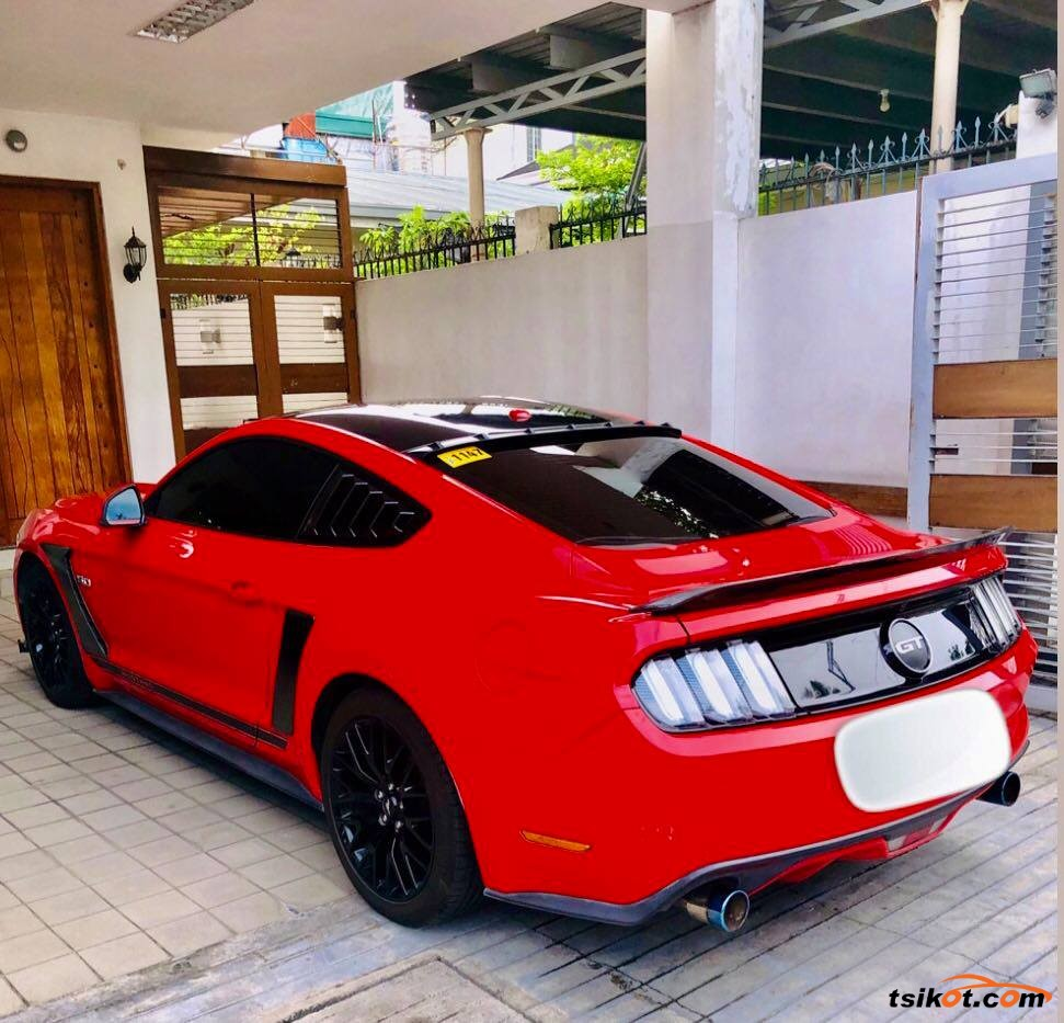 Ford Mustang 2017 - 5
