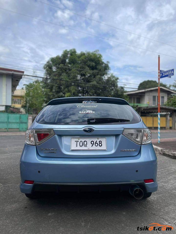 Subaru Impreza 2011 - 2