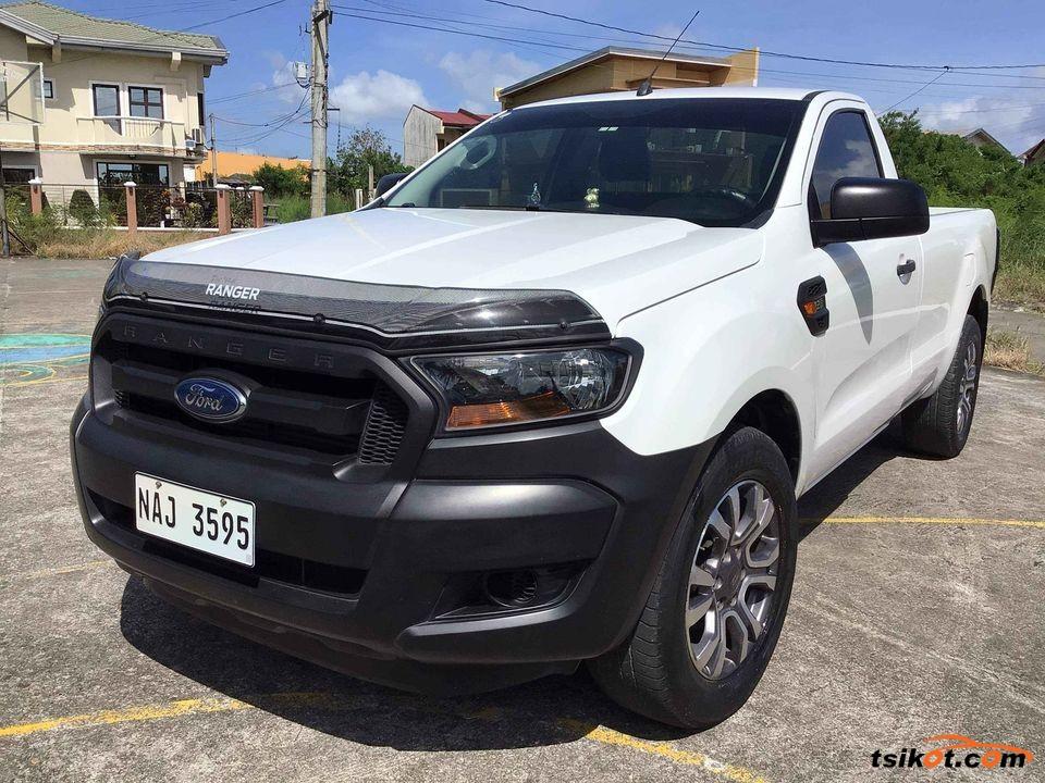 Ford Ranger 2018 - 1