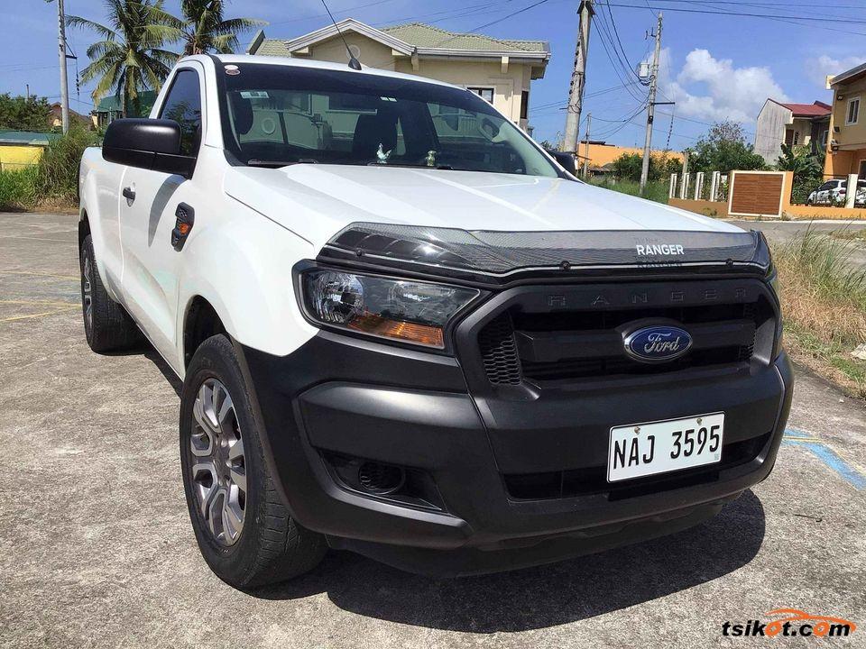 Ford Ranger 2018 - 2