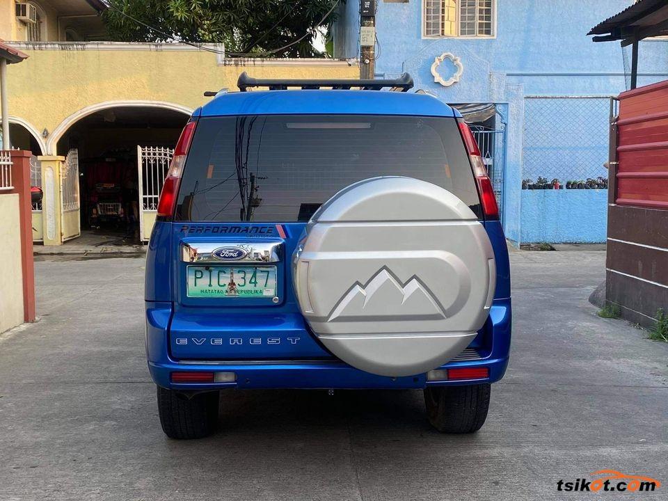 Ford Everest 2010 - 2